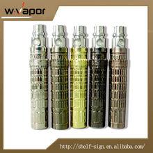 2013 newest design China alibaba 350 mah ego battery with wholesale price