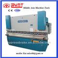 Qc12y/k hydraullic ovejas de herramientas de corte/de hierro de la máquina de corte