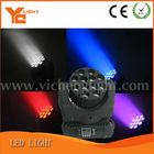 RGBW 12pcs led moving head beam light