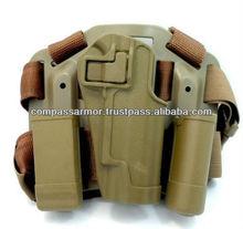 Blackhawk CQC tactique Holster cuisse - M1911-thumb pause