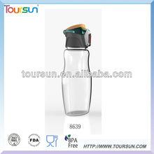 Tritan plastic water bottle
