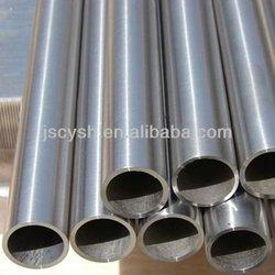 ASTM B338/337 Gr1 Gr2 titanium tube with best price