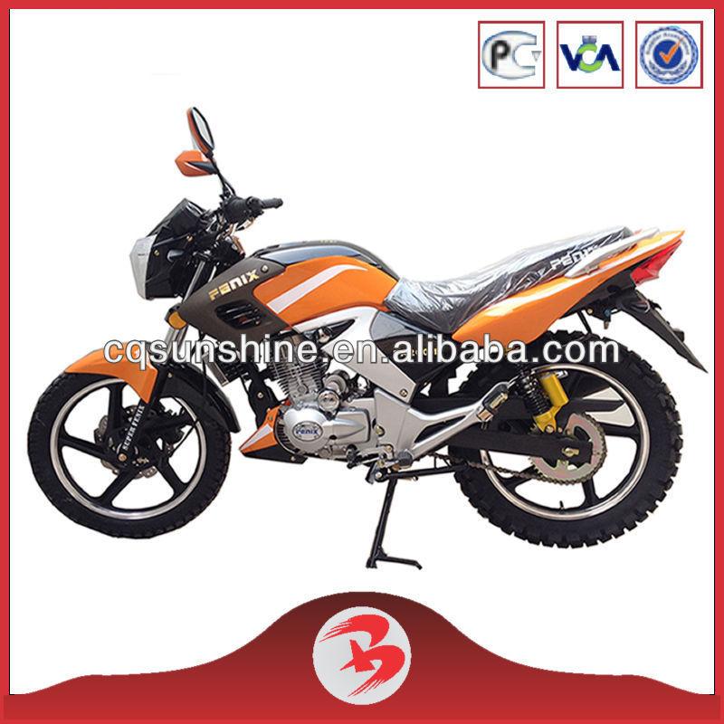 2014 New Zongshen Engine 200cc Street Bike (SX200-RX)