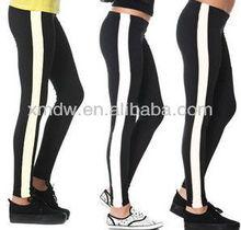 Fashionable sports wear yoga wear running pants
