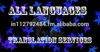 All Language Translation agency in delhi kolkata mumbai 9971941023