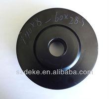 T-yoke washer loudspeak 140*8mm