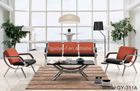 office sofa furniture PU sofa from china GY-311A