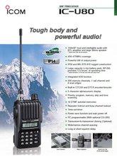 Emergency Disaster HF Radios