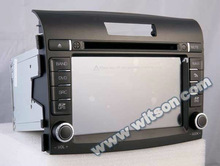 WITSON analog tv For NEW HONDA CRV 2012 With Digital TV