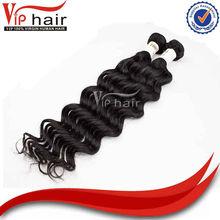 5a Grade Deep Weaving High Fashion Model Virgin Glam Hair