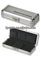 2013 the best quality aluminum dart box with foam and sponge inside