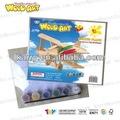 2014 nuevo diseño de bricolaje de madera de juguete