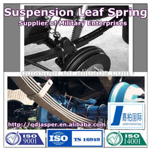 CHINA HIGH QUALITY HEAVY DUTY TRUCK TRAILER BUS SUSPENSION LEAF SPRINGS