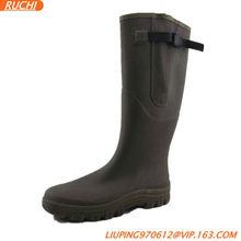 good fashion design wellington boots for man