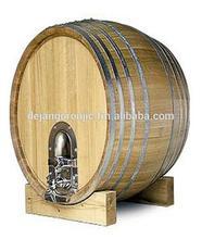 2.000 liter oak cask for fermentation