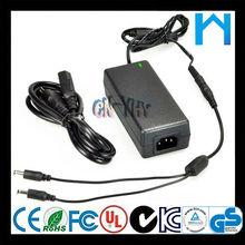 ac adaptor 12v 3a 12V with UL CE SAA GS listed