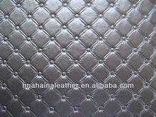 soft decorative PU, PU leather for sofa