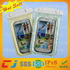 For samsung galaxy s3 fashional pvc waterproof bag with neck strap for diving