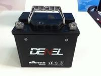 three wheel motorcycle battery/motorcycle batetry 12v 18ah