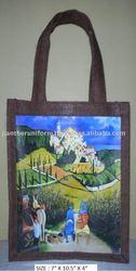 Wine carrier bag