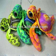 Sea life animals colorful turtles plush toy