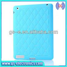 environmentally friendly materials babysbreath sillicon case for ipad 2,3,4