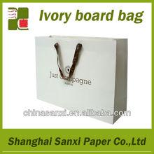 2013 cheap personalized Chrismas paper gift bag wholesale