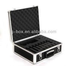 Aluminum Instrument Hard Case with Foam Pad