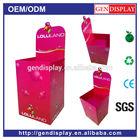 GEN-DP011 Customized Cardboard Dump Bin Pop Display