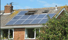 1000w small stand-alone solar energy system for home use with high efficiency solar panel/solar module