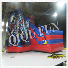 Inflatable Spider Man Bouncy Castle for Sale