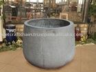 Lightweight Cement Pottery, Reinforced fiber cement