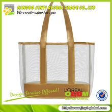 2014 customized logo cheap handbag lorea promotional handbag