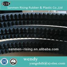 rubber v belt/ Raw edge cogged V-belt OF MADE IN CHINA