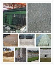 hexagonl gabion mesh