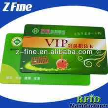 low frequency 125khz rfid Membership/club cards