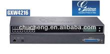 Analog VoIP Gateway GXW4224/4232 24 32 48 port fxs gateway