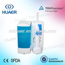 Home use water dental oral irrigator