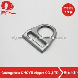 1.1g wholesale fashion metal nickel bag buckle