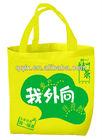 2013 hot selling eco-friendly bag, environment-friendly bags, fashion non woven bag