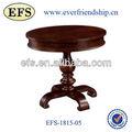 De alta calidad antique ronda mesademadera( efs- 1815- 05)
