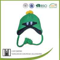 BSCI Audit 2013 crochet baby hats wholesale cotton tops for toddler girls infant kids owl hippo hats