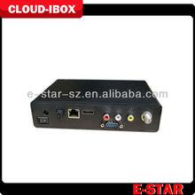 mini vu plus solo VU+ SOLO 2 Cloud Ibox HD linux DVB-S2 IPTV YouTube Enigma 3 streaming channels satellite receiver decoder