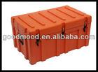 Plastic storage trunks