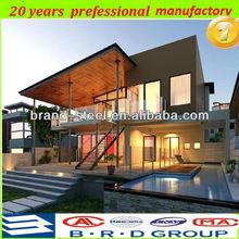 Modern ferfect portable house prefab modular buildings
