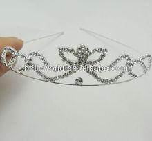 wedding hair accessories pageant Tiara crown