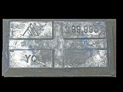 Zinc ingots 99.995%,99.999%