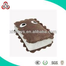 factory direct custom plush food&plush food toys&cotton food plush