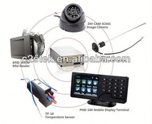 stable gps gsm fuel sensor camera/LCD CE RoHS FCC 101x75x29.5mm gps location map