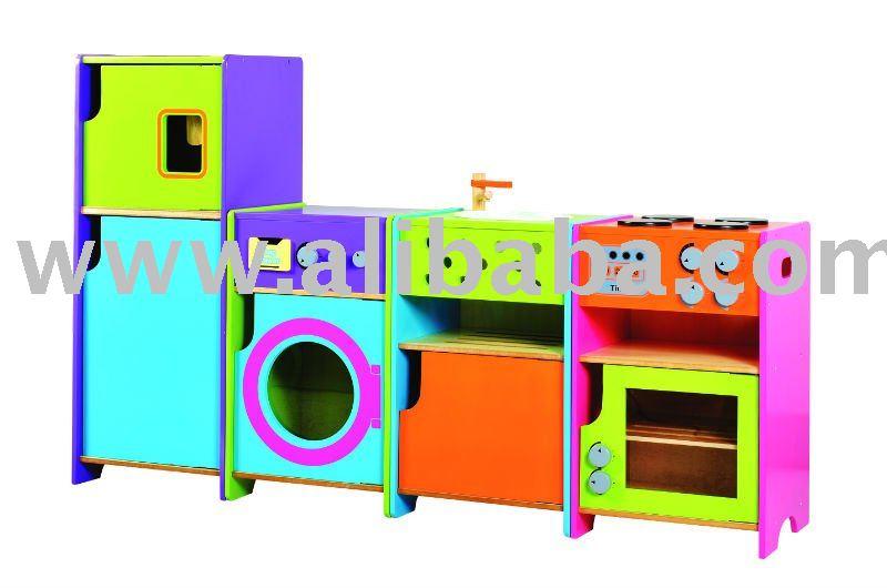 Kitchen sets kitchen set finishing hpl motif warna for Kitchen set hpl